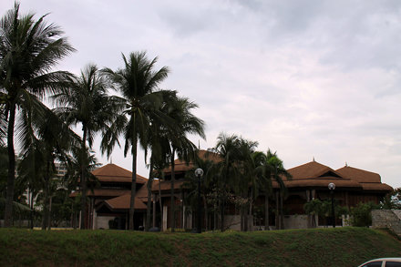 The Coconut Palace