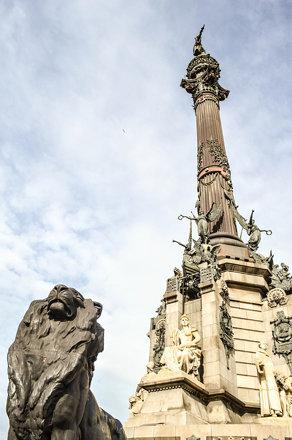 Columbus Monument 11