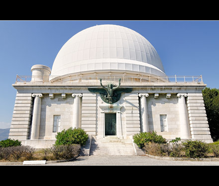 Nice observatory, France
