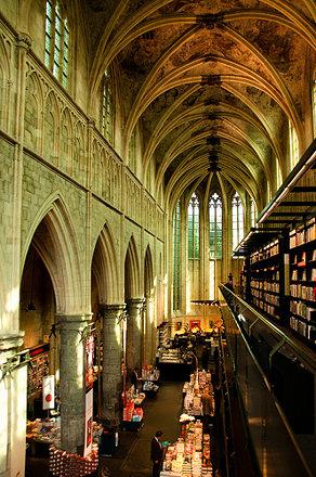 Maastricht 2011 Selexyz Dekker vd Vegt Dominicanen 3