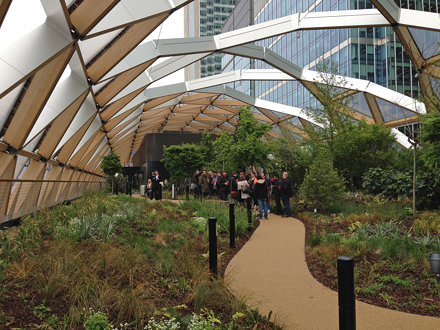 Crossrail Place Roof Garden (W)