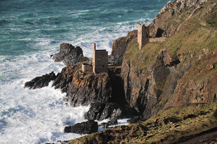 SWCP | Sennen Cove to Pendeen | Tin Mines