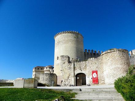 Castillo de los Duques de Albuquerque, Cuéllar, Segovia, España