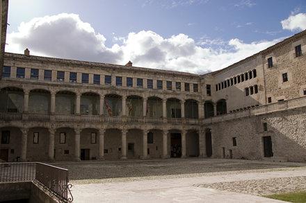 CRW_0246 - Cuéllar - Castillo de los Duques de Alburquerque