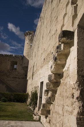 CRW_0247 - Cuéllar - Castillo de los Duques de Alburquerque