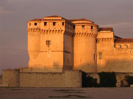 Torre sureste del Castillo de Cuéllar