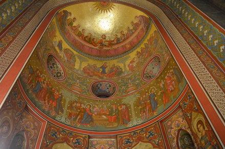 Orthodox skies IV