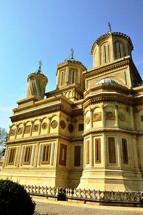 Curtea de Arges Monastery, Romania