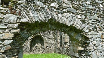 Cymer Abbey, Llanelltyd