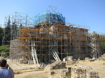 Athens: Daphni Monastery