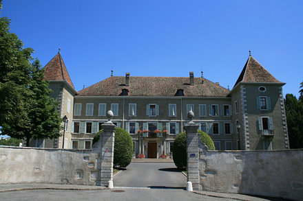 Mairie (Chateau) de Dardagny