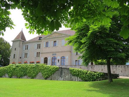 Chateau de Dardagny du XVIIème siècle