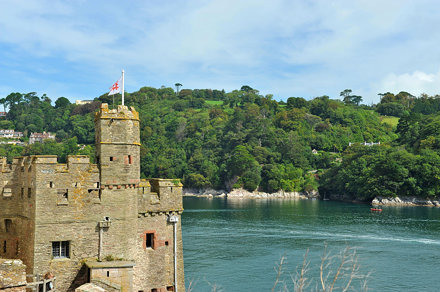 Angleterre, Dartmouth
