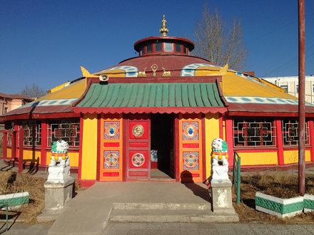 Tashichoiling Monastery