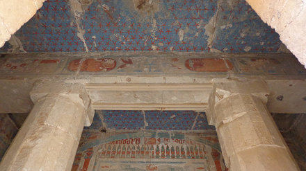 Temple of Hatshepsut - Ceiling