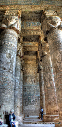 Temple of Hathor at Dendera (1)