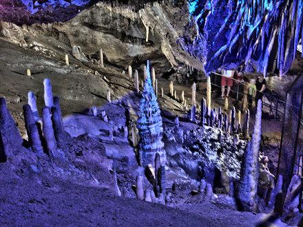 Devil's Cave (near Pottenstein)/Teufelshöhle