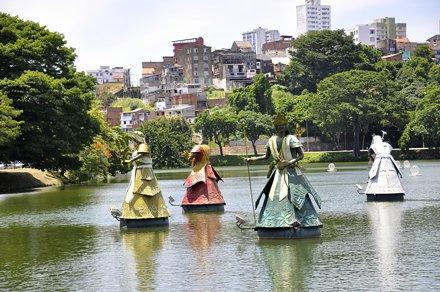 Dique do Tororó - Foto Tereza Torres - Setur