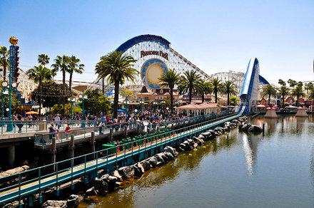 Disney California Adventure (DCA)