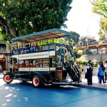 Disneyland transportation