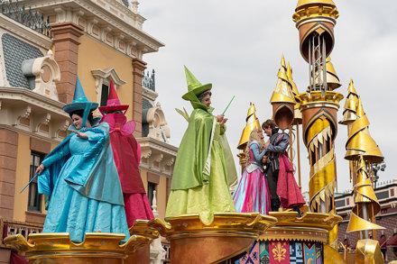 Magic Happens Parade Premier