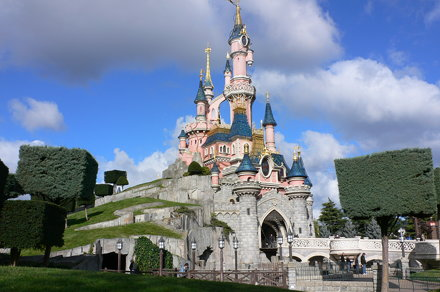 Sleeping Beauty Castle, Disneyland, Paris