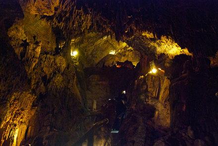 Large Cavern Room