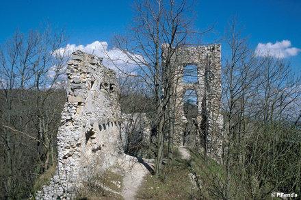 Slovakia, Malé Karpaty Mts.