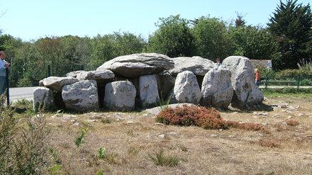 Kermario dolmen, Carnac