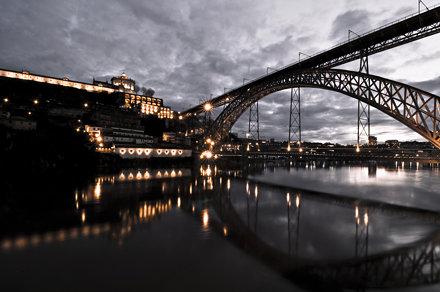 Dom Luís Bridge Porto