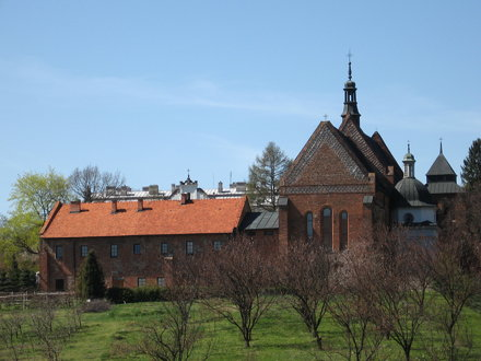 Dominican Church and Convent of St. James in Sandomierz