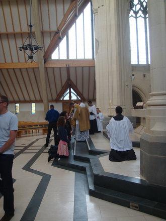 Solemn High Mass: Communion