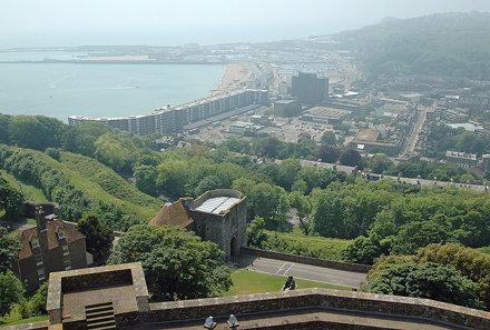 Dover Castle 2007