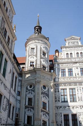 Dresdner Residenzschloß 34