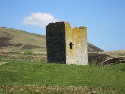 Dryhope Tower