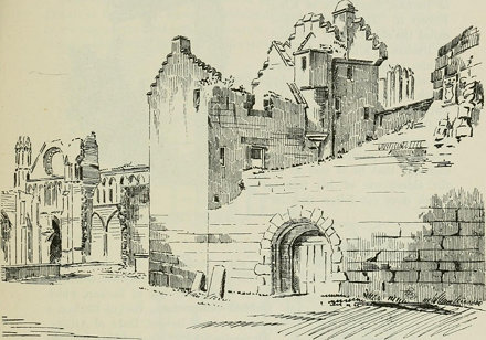 "Image from page 106 of ""The castellated and domestic architecture of Scotland, from the twelfth"