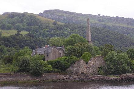 Dunglass Castle