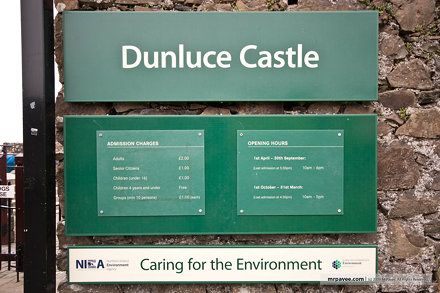 Dunluce Castle (1 of 26)