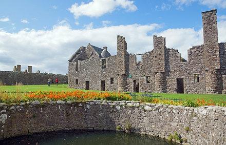 2017-08-26 09-09 Schottland 344 Stonehaven, Dunnottar Castle
