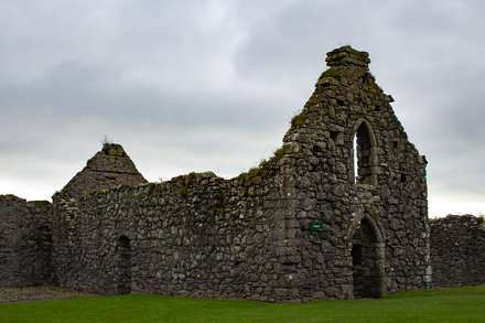 Whigs Vault Dunnottar Castle
