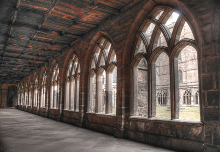 Cloisters hdr