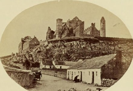 """Image from page 200 of """"Ruined abbeys and castles of Great Britain and Ireland"""" (1864)"""