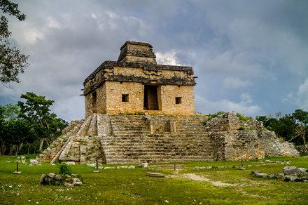 Dzibilchaltun, Yucatan