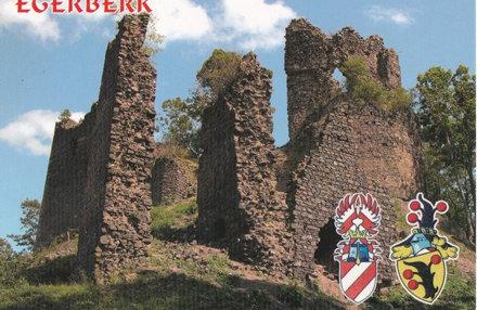 Egerberk Castle CZECH REPUBLIC