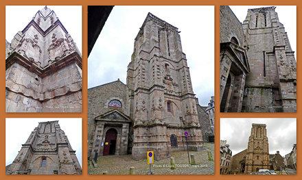 Eglise Saint Mathieu, extérieur