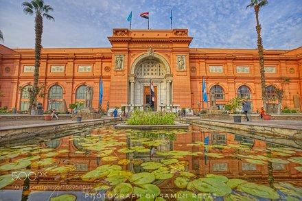 The Treasure Chest, Egypt