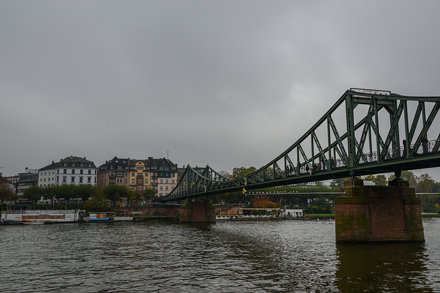 Eiserner Steg - Iron footbridge