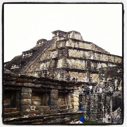 Orgullo en piedra #fotopaseos #soycitadino #estoesmexico #estoesloqueveo #iphone4 #foto #chac #photo