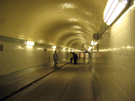 Elbe Tunnel (1911)
