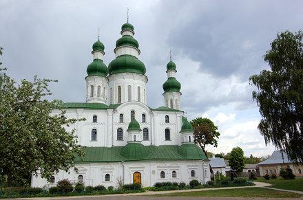 Chernigov. Eletsky Monastery